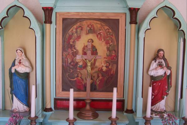 Kapelle bei Elisabethszell